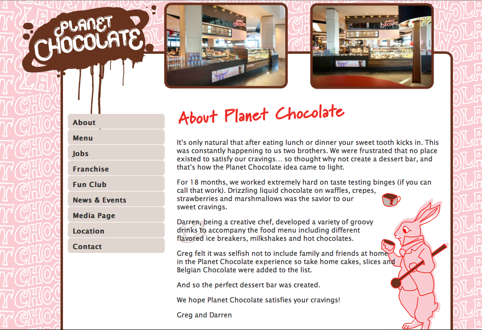 PlanetChocolate