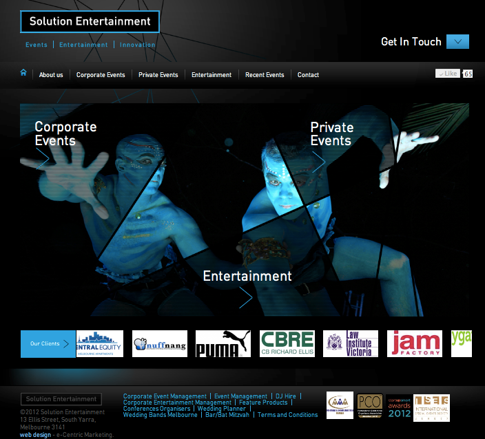 www.solutionentertainment.com.au